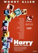 harry stykke for stykke / deconstructing harry - DVD