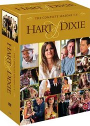 hart of dixie - sæson 1-4 - DVD