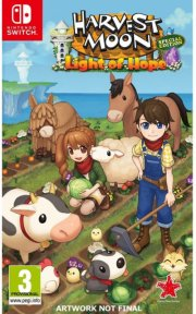 harvest moon: light of hope complete special edition - Nintendo Switch