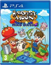 harvest moon: mad dash - PS4