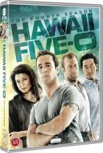 hawaii five-0 - remake - sæson 4 - DVD