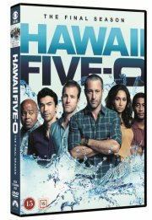 hawaii five-0 - sæson 10 - DVD