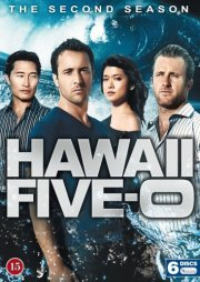 hawaii five-0 - sæson 2 - remake - DVD
