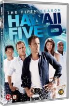 hawaii five-0 - sæson 5 - remake - DVD