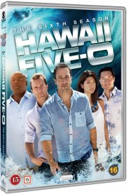 hawaii five-0 - sæson 6 - remake - DVD