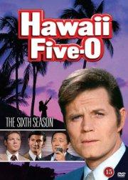 hawaii five-0 - sæson 6 - orginal - DVD