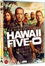 hawaii five-0 - sæson 8 - remake - DVD