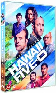hawaii five-0 - sæson 9 - DVD