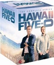 hawaii five-0 - den komplette serie - DVD