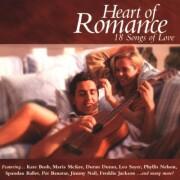- heart of romance - cd