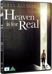 heaven is for real / himlen findes virkelig - DVD