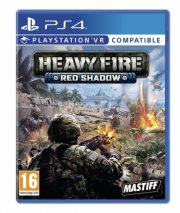heavy fire: red shadow - PS4