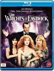 the witches of eastwick / heksene fra eastwick - Blu-Ray