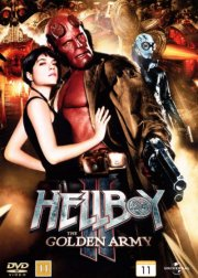 hellboy 2 - the golden army - DVD