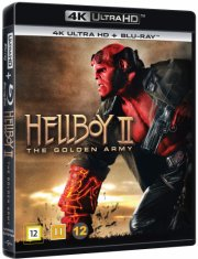 hellboy 2 - the golden army - 2008 - 4k Ultra HD Blu-Ray