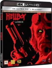 hellboy  - 4k + Blu-Ray