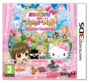 hello kitty and the apron of magic: rhythm cooking - nintendo 3ds