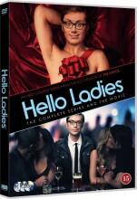 hello ladies - sæson 1 - hbo - DVD