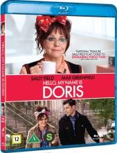 hello my name is doris - Blu-Ray