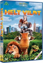 helt vildt / the wild - disney - DVD
