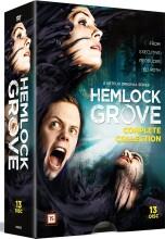hemlock grove - den komplete serie - DVD