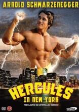 hercules in new york - DVD