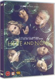 here and now - sæson 1 - hbo - DVD