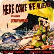 kim wilde - here come the aliens - cd