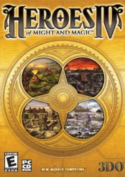 heroes of might and magic iv - pc - dk - PC