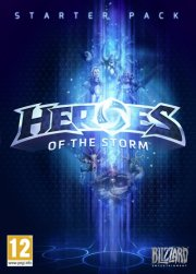 heroes of the storm - starter pack - PC
