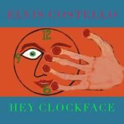 elvis costello - hey clockface - cd