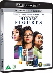 hidden figures - 4k Ultra HD Blu-Ray