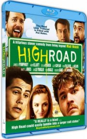 high road - Blu-Ray