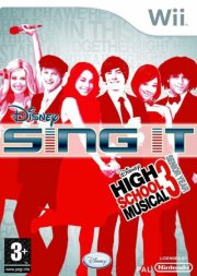high school musical 3: sing it no microphone (solus) - wii