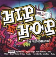 - hip hop live - the first generation vol 1 - cd