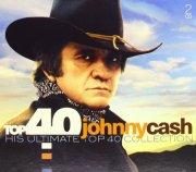 johnny cash - his ultimate top 40 collection - cd