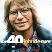 john denver - his ultimate top 40 collection - cd