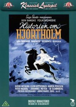 historien om hjortholm - DVD