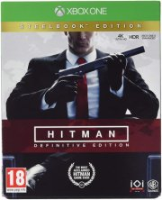 hitman: definitive edition - steelbook edition - xbox one