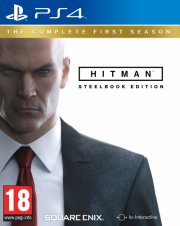 hitman: the complete first season (steelbook edition) - PS4