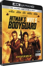 hitman's wife's bodyguard - 4k Ultra HD Blu-Ray