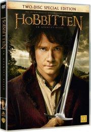 hobbitten 1 en uventet rejse / the hobbit 1 an unexpected journey - DVD