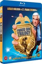 høj pistolføring 1-3 box / the naked gun - Blu-Ray