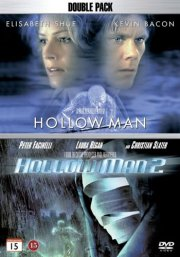 hollow man 1 // 2  - DVD