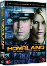 homeland - sæson 1 - DVD