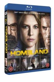 homeland - sæson 3 - Blu-Ray