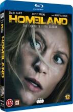 homeland - sæson 5 - Blu-Ray