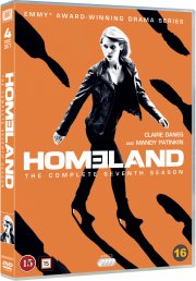 homeland - sæson 7 - DVD