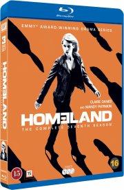 homeland - sæson 7 - Blu-Ray