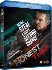 honest thief - Blu-Ray